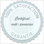 certificat anti punaise eco-flair